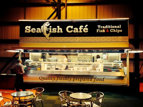 Seafish Cafe